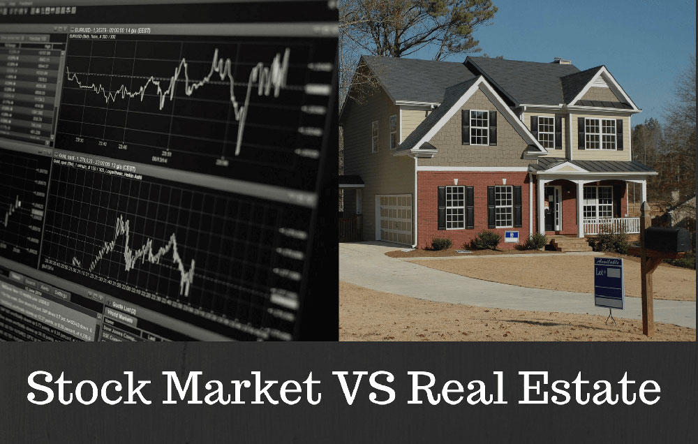 Advantages of Investing in a Property vs. Stock Market